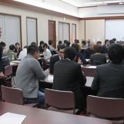 企業研修の受講者